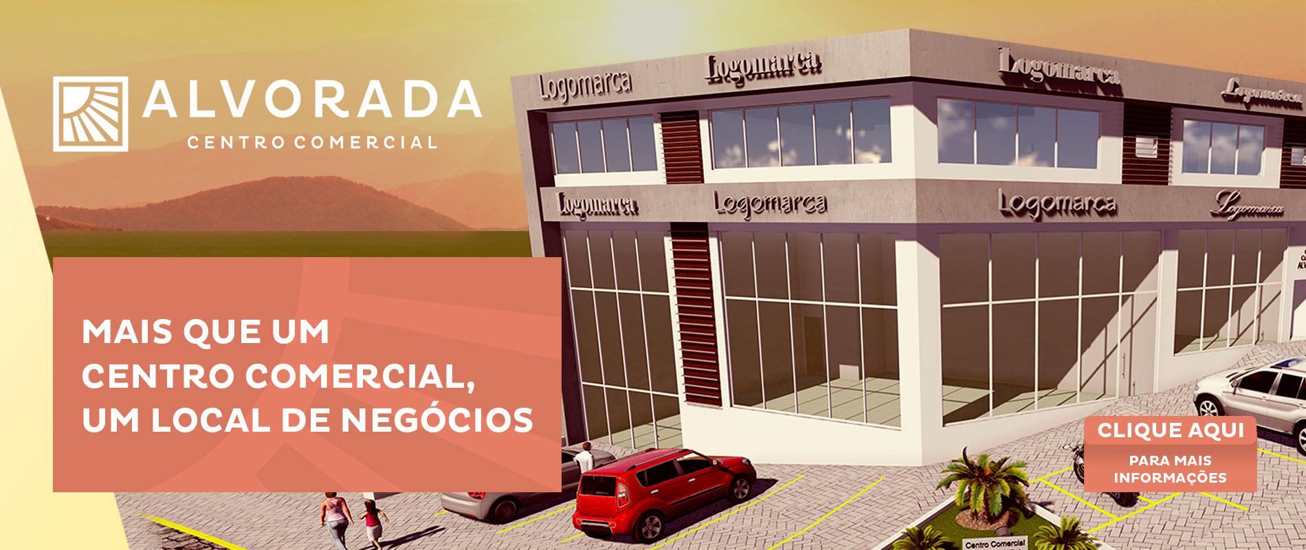 Alvorada Centro Comercial